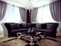 Двухсторонние шторы — элегантный и необычный дизайн (64 фото)
