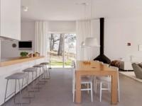 Белые шторы — как создать воздушный интерьере (80 фото)
