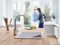 Смеситель для кухни — обзор лучших моделей + фото дизайна