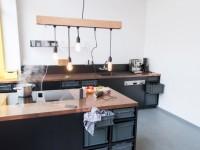 Кухня студия — 103 реальных фото дизайна