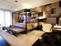 Мужская спальня — 70 фото идей как оформить дизайна со вкусом
