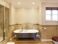 Освещение в ванной — правила организации освещения (50 фото)