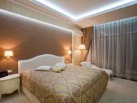 Потолок в спальне — 100 фото стильного дизайна