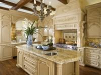Классические кухни — реальный фото элегантного дизайна