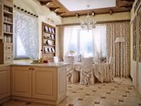 Кухня в стиле кантри — 55 фото идей дизайна