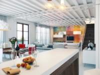 Кухня лофт — 100 фото идей безупречного дизайна