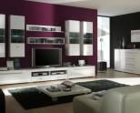 Как расставить мебель в гостиной — фото обзор интересных хитростей