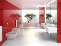 Ванна в современном стиле — фото красивого дизайна (55 новинок)