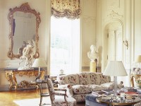 Старинная мебель в интерьере — фото элегантного дизайна