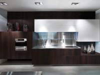 Темная кухня — особенности дизайна + 45 фото