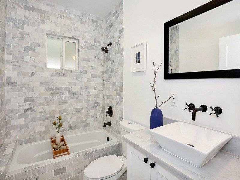 ванна дизайн фото 3 кв м