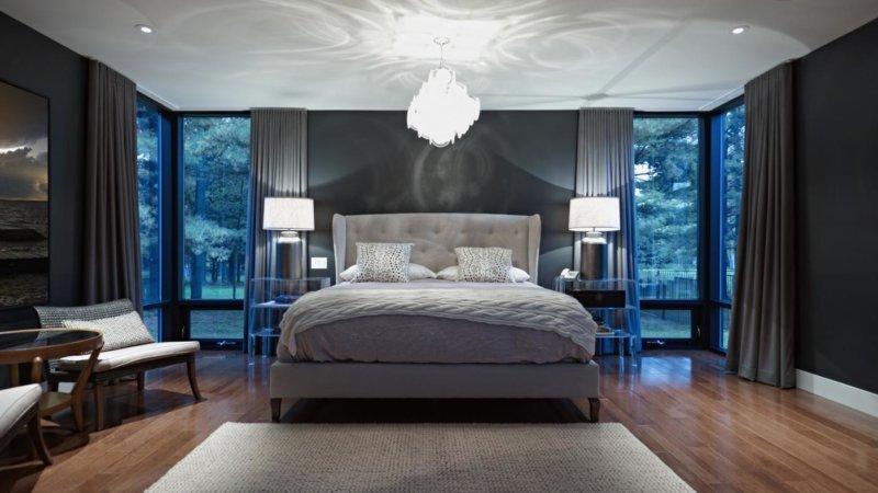 Картинки по запросу Яркий свет в спальне