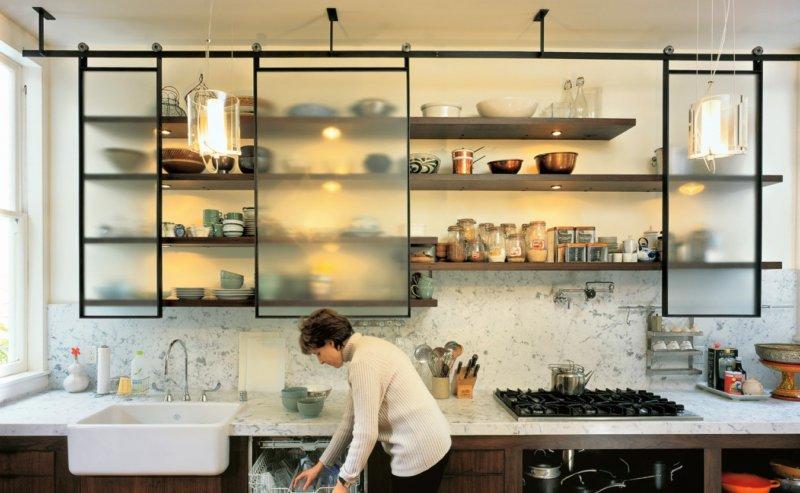 Шкаф для кухни своими руками фото
