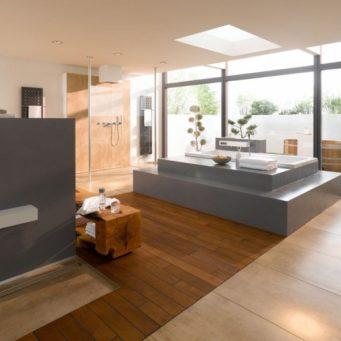Пластиковые панели для ванной - 55 фото идей пластиковых панелей