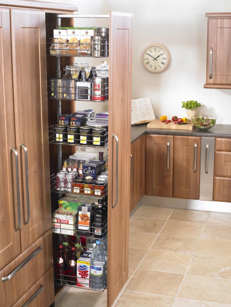 Кухонный шкаф своими руками (53 фото как сделать шкафчики на кухню) 42