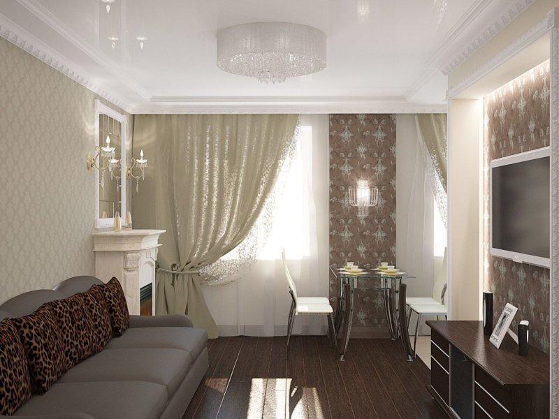 гостиная 30 кв м фото оригинальных дизайнерских вариантов интерьера