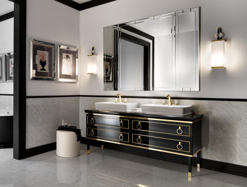 мебель в ванную комнату фото лучших идей оформления в интерьере