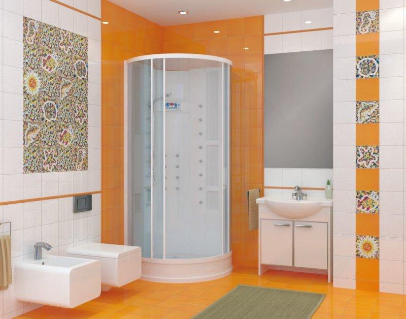 ванная комната итака