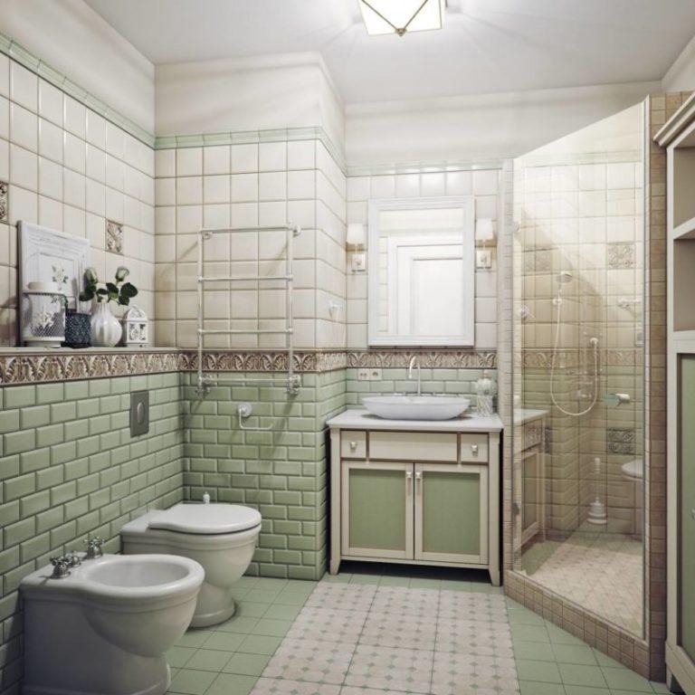 Ванные комнаты дизайн прованс