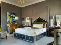 Спальня в стиле Арт-Деко — роскошный и уютный дизайн (58 фото)