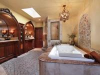 Большая ванная комната — дизайн и 100 фото интерьера