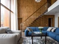 Гостиная в частном доме — 54 фото идей дизайна