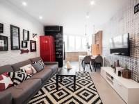 Гостиная в квартире — 70 фото современных решений дизайна