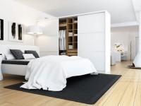 Белый шкаф в спальню: ТОП-100 фото новинок идеального дизайна