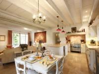 Кухня в стиле прованс — 110 фото лучших идей дизайна на фото