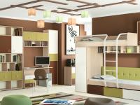 Детская модульная мебель — выбираем лучшую мебель для детей (50 фото)