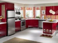 Обои для кухни: ТОП-150 фото лучшего дизайна в кухне с обоями