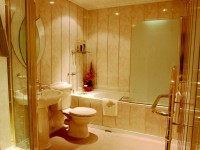 Пластиковые панели для ванной — улучшаем декор в ванной (55 фото)
