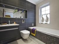 Плитка для ванной комнаты — какую выбрать? 50 фото в интерьере