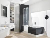 Полки для ванной комнаты — 80 фото оригинальный идей
