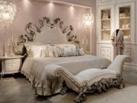 Спальня барокко — элегантное оформления дизайна (80 фото)