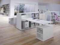 Письменный стол в интерьере — 80 фото необычных дизайнерских решений