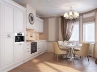 Тюль на кухню — 70 фото идеального сочетания в интерьере